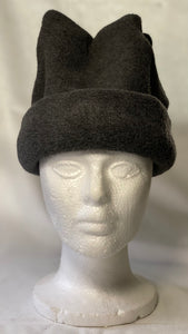 Grey Fleece Hat