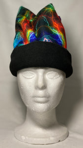 Lightning Rider Fleece Hat