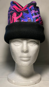 Retro Apres Fleece Hat