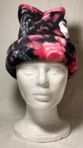 Dead Flowers Fleece Hat