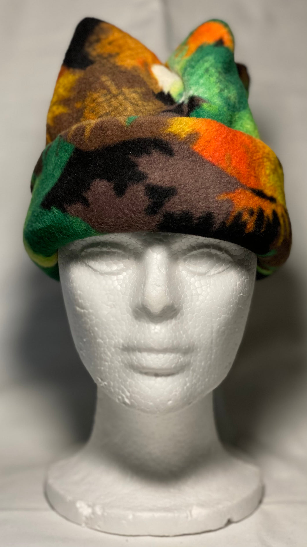 Wild Animals Fleece Hat