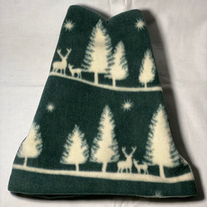 Pine Forest Fleece Hat