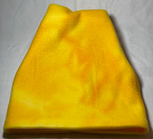 Load image into Gallery viewer, Yellow Dye Fleece Hat