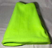 Load image into Gallery viewer, Lime Green Fleece Hat