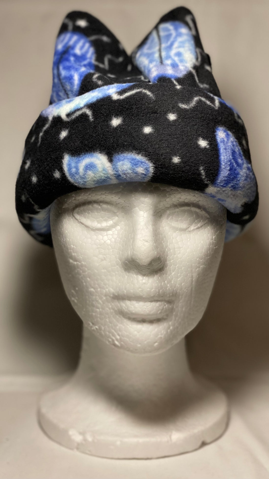 Insects of the Night Fleece Hat
