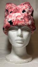 Load image into Gallery viewer, Full of Flowers Fleece Hat