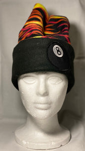 The TG 8 Ball Fleece Hat