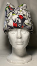 Load image into Gallery viewer, Fully Flowered Fleece Hat
