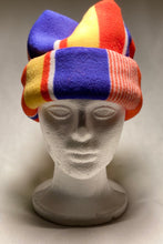 Load image into Gallery viewer, Striped Fleece Hat