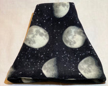 Load image into Gallery viewer, Moon Phases Fleece Hat