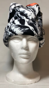 Blooming Fleece Hat