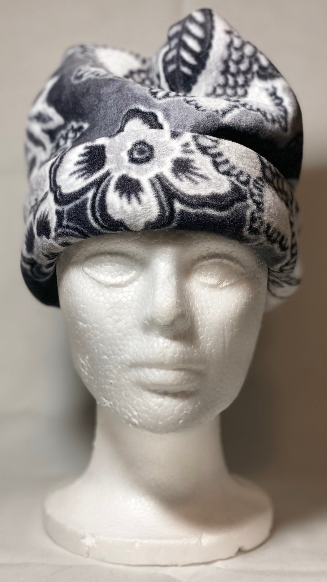 Hawaiian Petal Fleece Hat