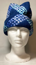 Load image into Gallery viewer, Blue Contrast Fleece Hat