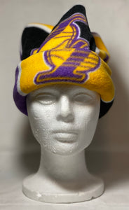 Lakers Fleece Hat
