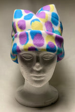 Load image into Gallery viewer, Polka Dotted Fleece Hat