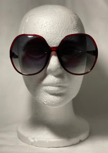 Sweet Wine Stunner Sunglasses