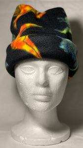 Bright Dino Fleece Hat