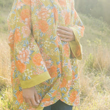 Load image into Gallery viewer, ANINI reversible Kimono in mustard - Farm Gypsy