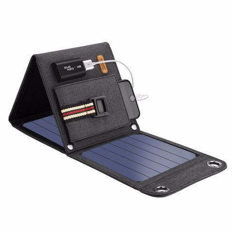 14W Solar Charger - Uber Survival