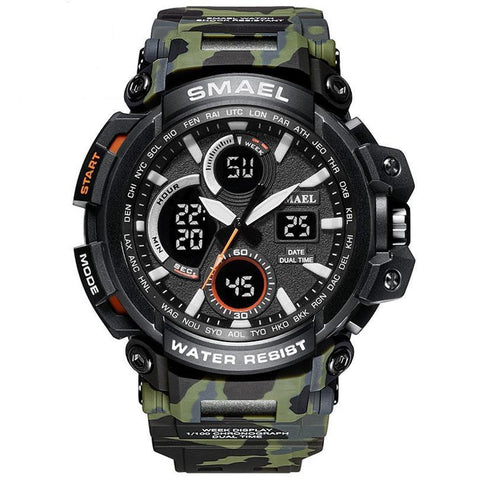 H2W Tactical Watch