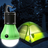 Mini Portable Tent Lantern - Uber Survival