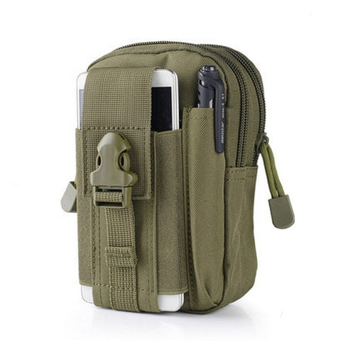 Tactical Belt Pouch Bag - Uber Survival