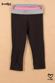 Legging de sport court DECATHLON
