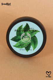 Beurre corps Fuji green tea The Body Shop