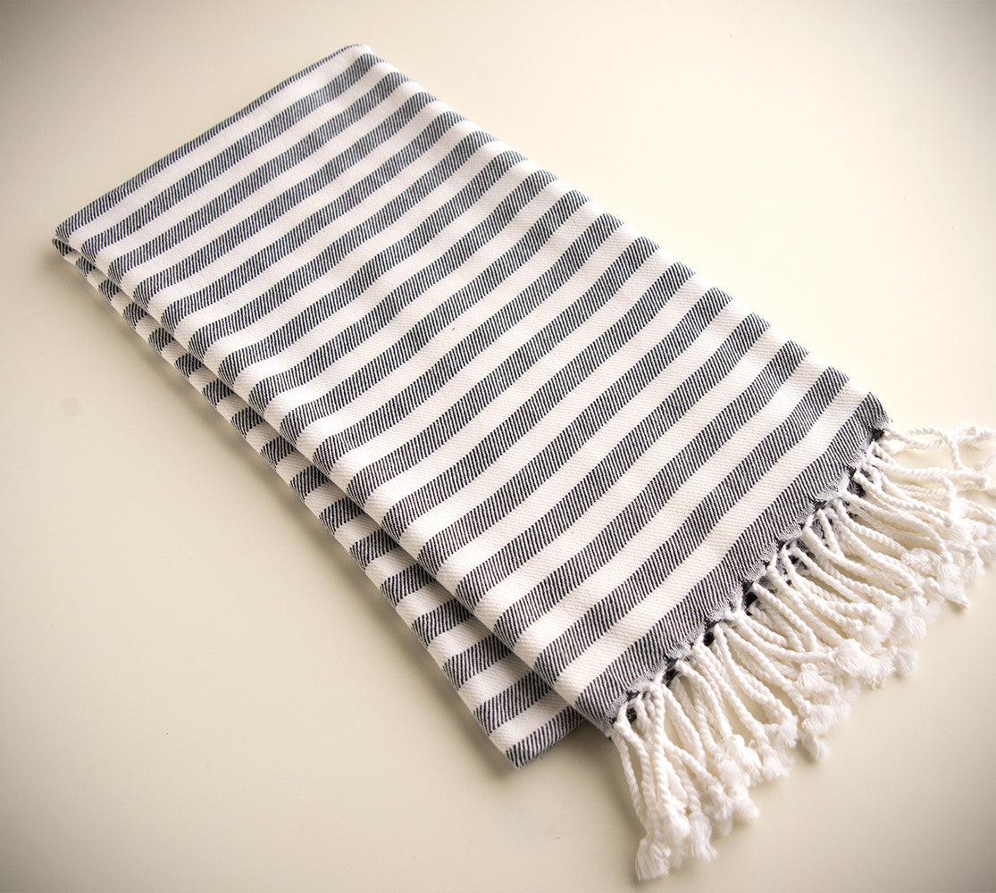 Striped Cotton Peshtemal