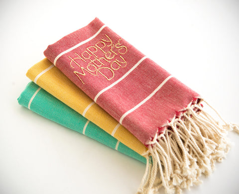 Set of 3 Peshkir Tea Towels