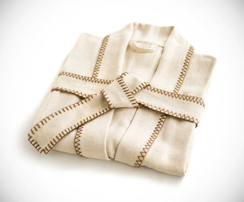 Bamboo&Cotton Bathrobe