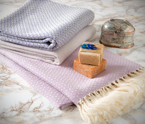 Peshtemal Turkish Towel of Feraye Hammam