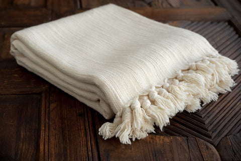 Thick Cotton Peshtemal Towel 100% Natural Cotton