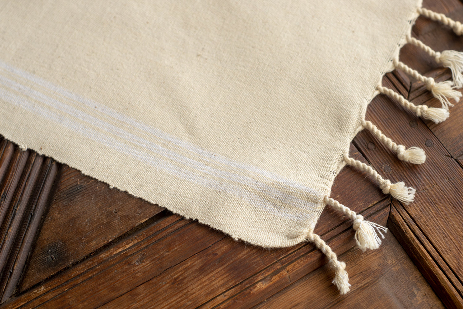 Table Runner 100% Natural Cotton