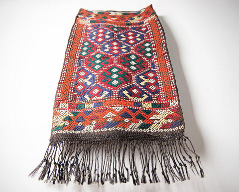 "Turkish Kilim Rug 42"" X 28"""