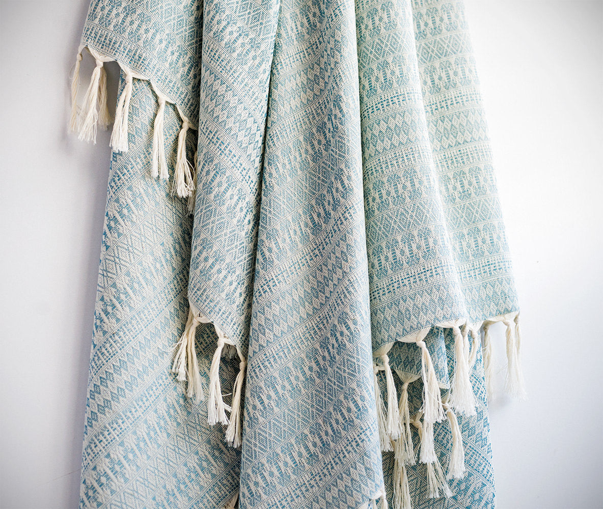 Cotton Peshtemal / Anatolian Love / Turkish Towel