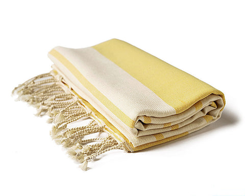 Cotton Peshtemal / Simple & Pure / Turkish Towel
