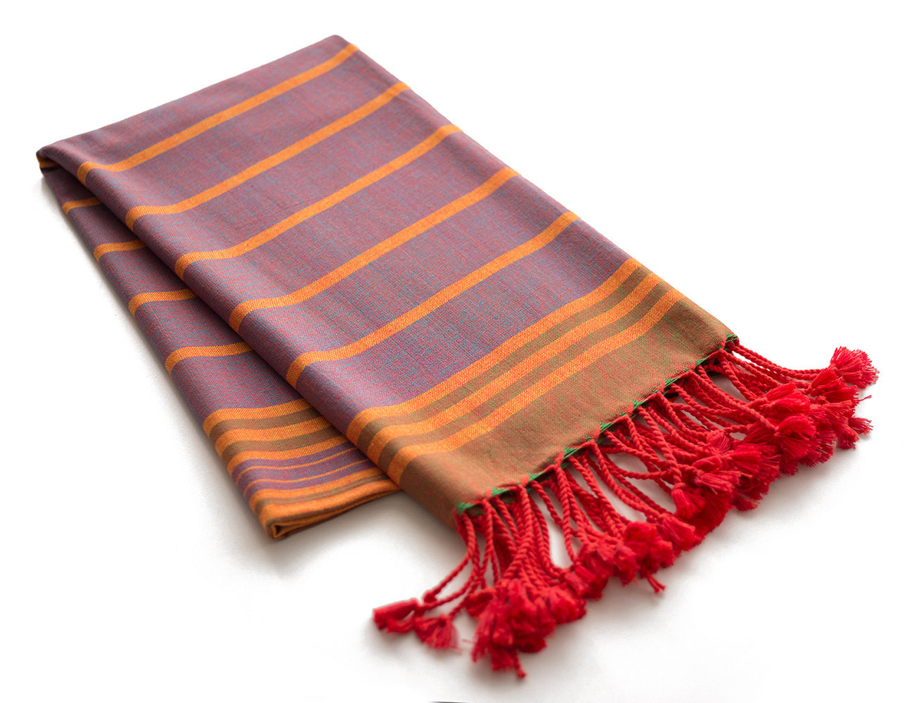 Cotton Peshtemal / Autumn Collection / Turkish Towel