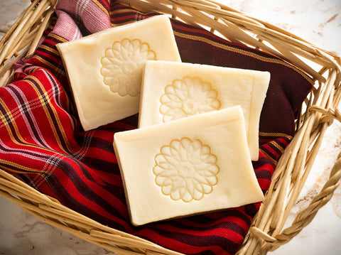 Goat's Milk Soap with Organic Olive Oil