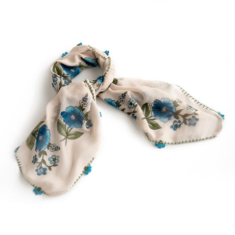 Yemeni Scarf - 100% Natural Cotton