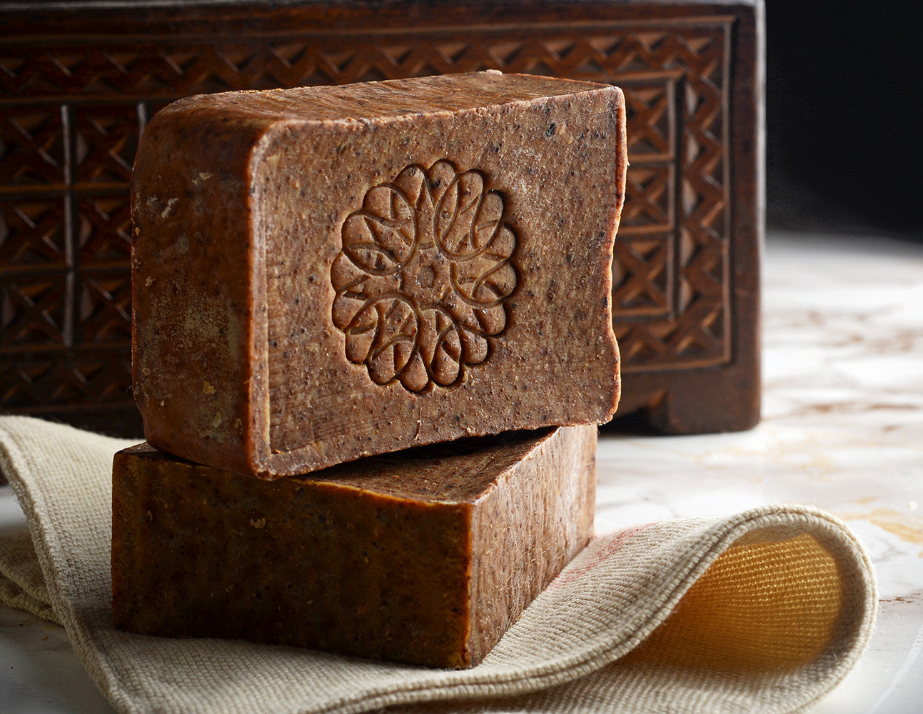 Cinnamon Soap with Organic Olive Oil