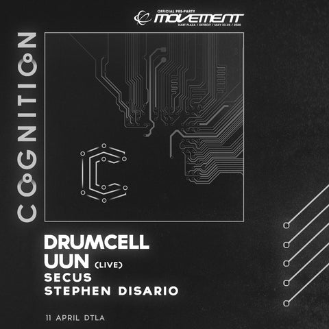 Cognition presents: Drumcell & Uun