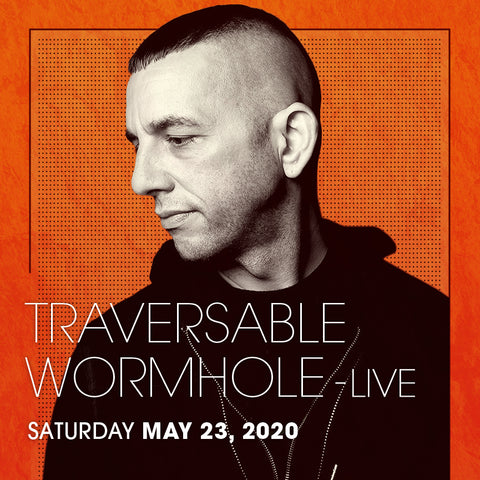 Traversable Wormhole - Live