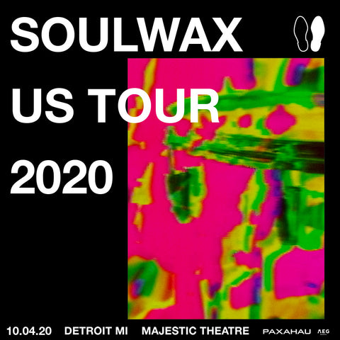 Soulwax US Tour 2020