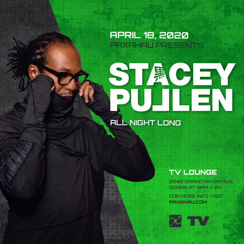 Paxahau Presents  Stacey Pullen - All Night Long