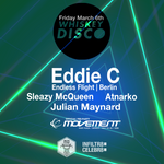 Official Movement Pre Party-Whiskey Disco feat Eddie C