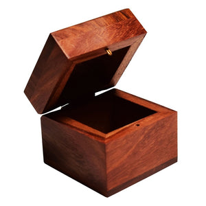 Small Knick Knack Box made of Rosewood