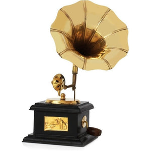 Vintage Gramophone Dummy for Home Decor/Gift