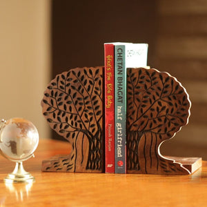 Tree of Life Decorative Book End