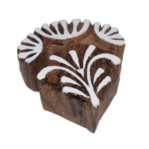 Wooden Printing Blocks (Set of 5)